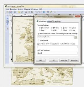 Imagemap erstellen