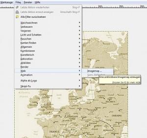 Filter für Imagemap